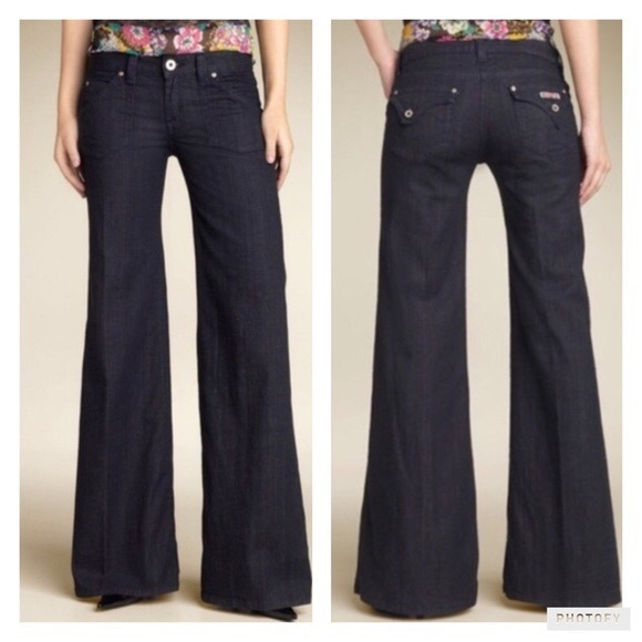 4cf71f70d81 Hudson Jeans Jeans | Nwt Hudson Wide Leg Trousers Size 28 | Poshmark